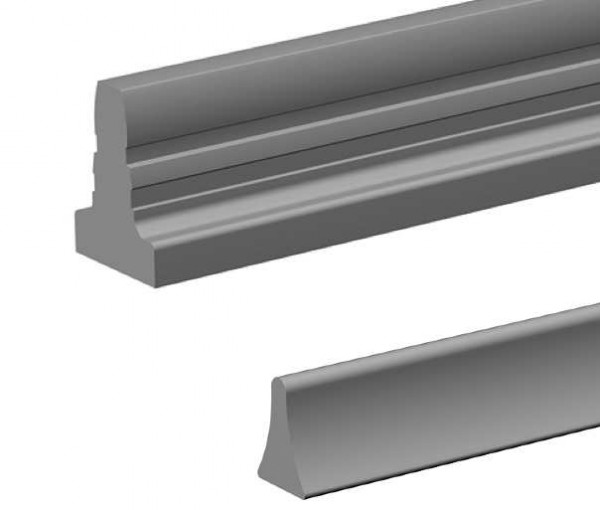 Flächenabstandhalter Faserbeton - T-Profil