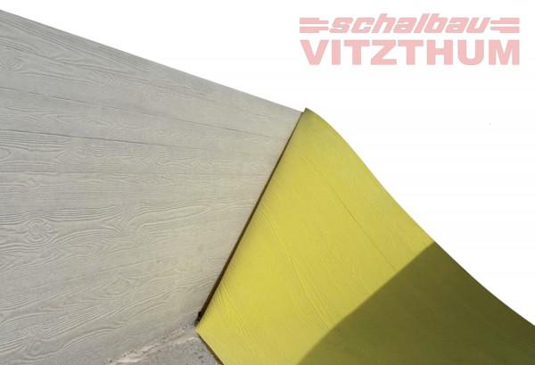 Strukturmatten / Matrizen für Betonwand