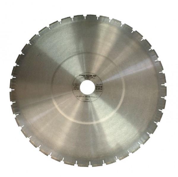 Diamanttrennscheibe Typ SH Beton Universal für Tischsägen