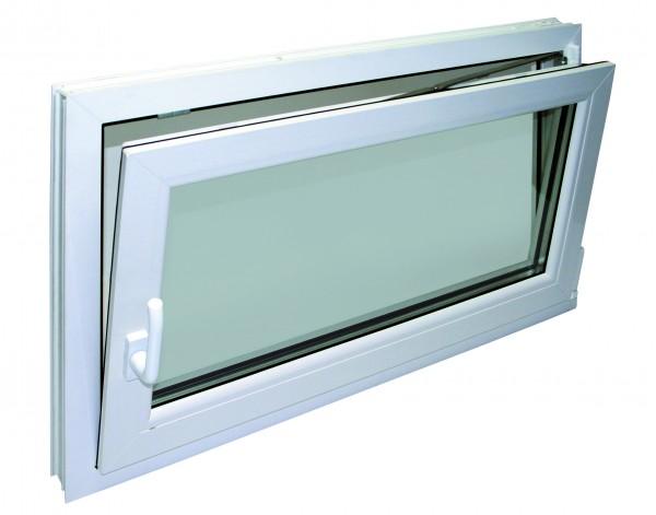 Kunststoff - Fenster ohne Schalung DKI