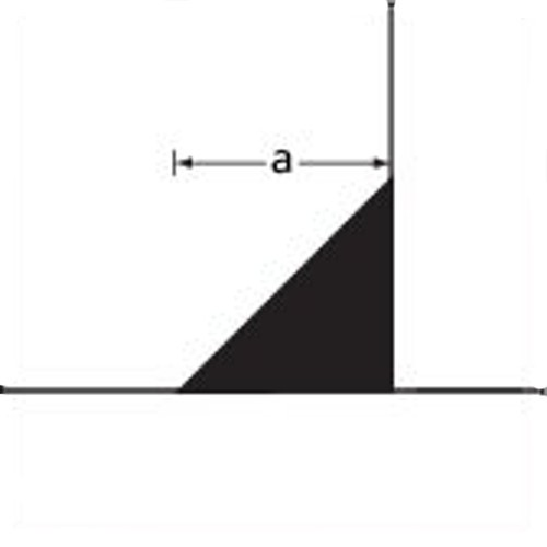Dreikantleisten-Stahl